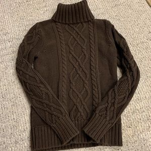 Eddie Bauer Turtleneck Sweater
